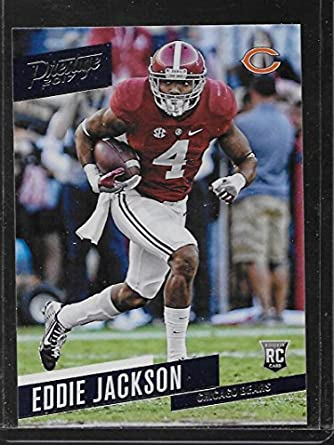 Amazon.com  2017 Prestige  214 Eddie Jackson Rookies NM-MT RC Rookie ... c25ae3b8f