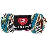 Red Heart  Super Saver Economy Yarn, Peruvian