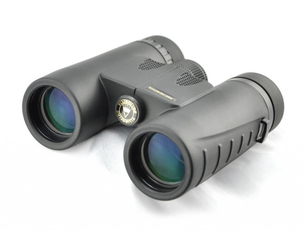 Visionking 8 x 32 bak4 schwarz dach compact fernglas spektiv