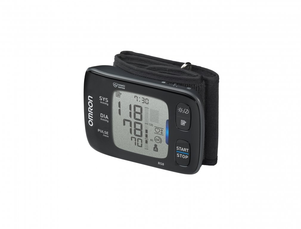 Tensiomètre connecté Omron RS8