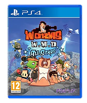 Worms W.M.D All Stars (PS4) (UK IMPORT)