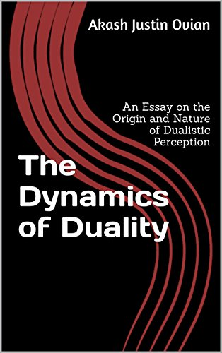 Persuasive Essay Paper The Dynamics Of Duality An Essay On The Origin And Nature Of Dualistic  Perception By Examples Of A Thesis Statement In An Essay also The Thesis Statement Of An Essay Must Be The Dynamics Of Duality An Essay On The Origin And Nature Of  English Essay Friendship