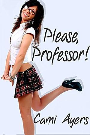 book cover of Please, Professor!