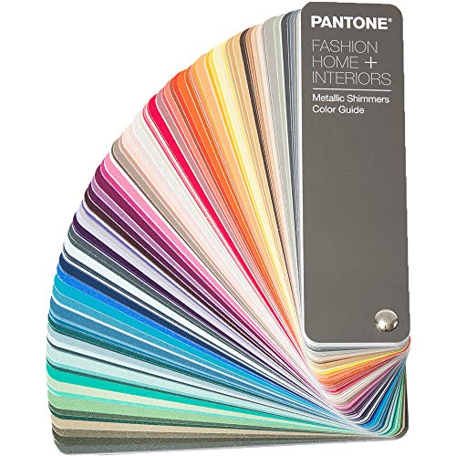 PANTONE FHIP310N Metallic Shimmers Color Guide,