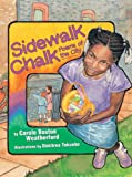 Sidewalk Chalk, Carole Boston Weatherford, 1590784154