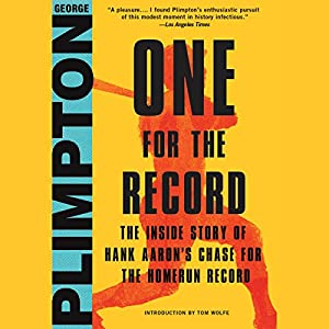 One for the Record Audiobook