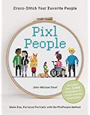 Pixlpeople: Cross-Stitch Your Favorite People