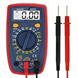 Automotive : AstroAI Digital Multimeter with Ohm Volt Amp and Diode Voltage Tester Meter