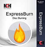 Software : Express Burn Disc Burning Software - Audio, Video and Data to CD/DVD/Blu-ray [Download]