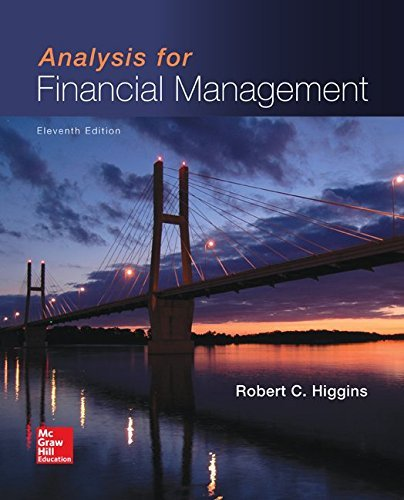 Download By Robert Higgins - Analysis for Financial Management (Mcgraw-Hill/Irwin Series in Fi (11th Edition) (2015-01-30) [Paperback] pdf
