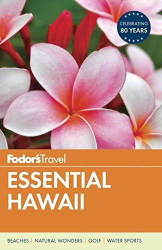 Fodors Essential Hawaii Full color Travel product image