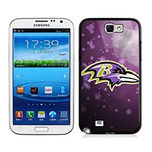 SevenArc NFL Baltimore Ravens Samsung Galalxy Note 2 N7100 Case Hot