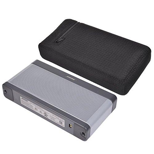 Case Wonder Tragetasche für Bose Lautsprecher Drahtlose Bluetooth, Wasserdicht Lycra Kasten Bewegliche Reißverschluss-Abdeckung Hülle Tasche Taschen für Bose Soundlink III Lautsprecher Drahtlose Bluetooth