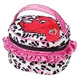Clifford Pink Leopard Whatever Sak