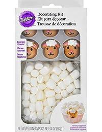 Favor 2104-6056 Wilton Little Lamb Cupcake Decorating Kit wholesale