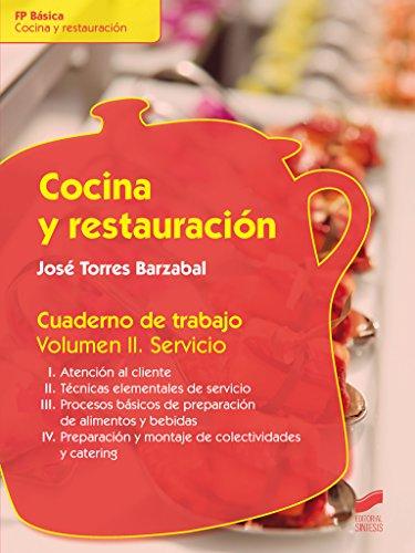 Descargar Libro Cocina Y Restauración. Cuaderno De Trabajo José Torres Barzabal