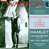 Walton: Hamlet, As You Like It (Film Music vol 1)