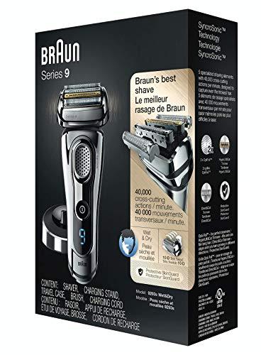 Braun Electric Razor for Men, Series 9 9293s Elect...