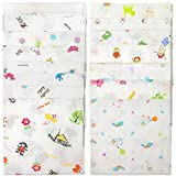 Sweet Layette Baby Bath Washcloths, Wipe - Dye Free, Perfect for Sensitive Skin - 15 Pcs 100% Cotton