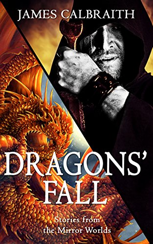 book cover of Dragons\' Fall