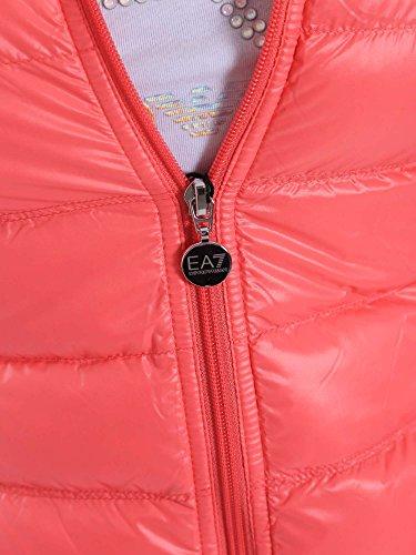 Rouge EA7 Armani Emporio 1446 8NTB13 Pink Baton TN12Z Doudoune 50xwdq