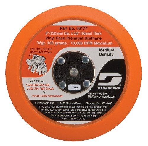 Dynabrade 56177 6-Inch Vinyl-Face Non-Vacuum Disc -