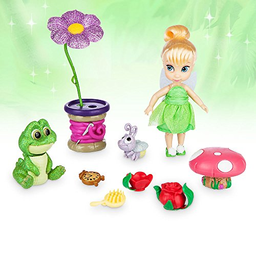 Tinkerbell Sets (Disney Animators' Collection Tinker Bell Mini Doll Play Set)