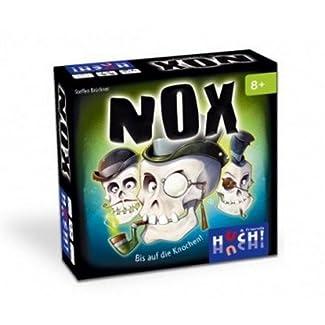 Huch et Friends Nox Jeu