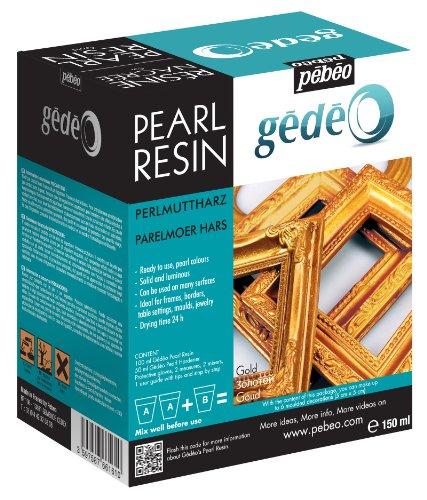 (Pebeo Gedeo, Pearl Resin, 150 ml -)