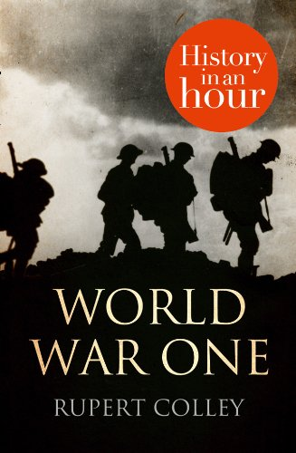 World War One: History in an Hour cover