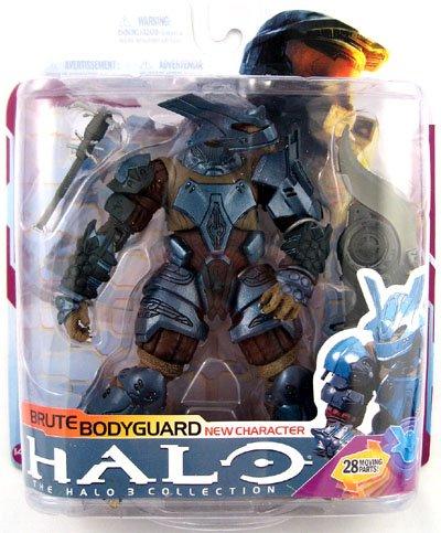 Halo 2009 Wave 3 - Series 6 Brute Bodyguard