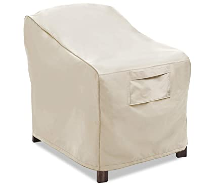Image Unavailable  sc 1 st  Amazon.com & Amazon.com : Vailge Patio Chair Covers Lounge Deep Seat Cover ...