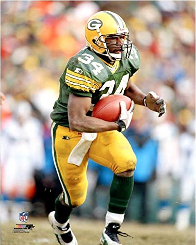 Edgar Bennett Green Bay Packers Action Photo (11