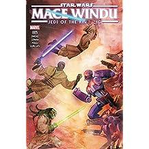 Star Wars: Jedi of the Republic - Mace Windu (2017) #5 (of 5)