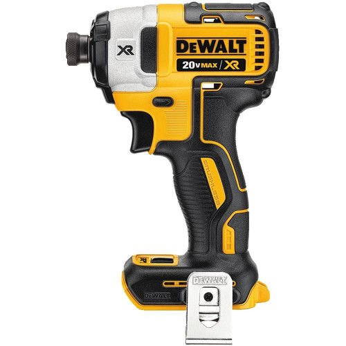 DEWALT DCF887BR 20V MAX XR 1/4″ 3-Speed Cordless Impact Driver TOOL ONLY (Certified Refurbished)