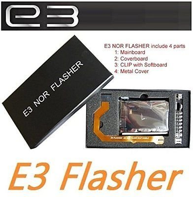 Original E3 nor Flasher 4 parts accessories for PS3 downgrade tool(shipping from china) ()