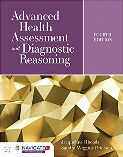 Advanced Health Assessment and Diagnostic Reasoning, 4th Edition - Original PDF