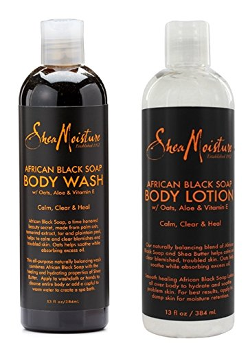 Shea Moisture Body Products
