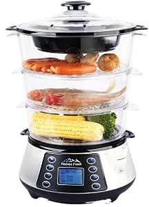 Heaven Fresh NaturoPure Digital Food Steamer HF8333