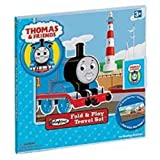 Thomas & Friends Colorforms Fold & Play Travel Set
