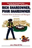 Rich Shareowner, Poor Shareowner!, Will Marshall, 0595217893