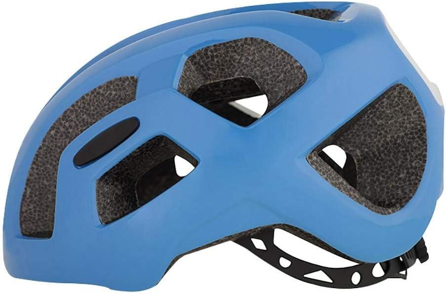 /60/cm da uomo donna Ultralight traspirante casco di sicurezza misura regolabile 55/ Leo565Tom casco da bici strada MTB bicicletta ciclismo