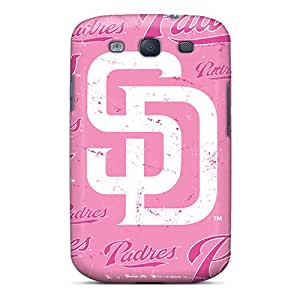 Samsung Galaxy S3 GoZ4094jOxI Custom Colorful San Diego Padres Skin Best Hard Cell-phone Case -MarcClements