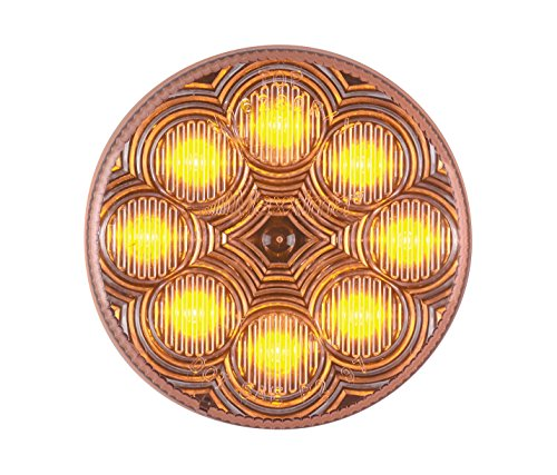 2 1/2 Inch Round Led Lights - 6