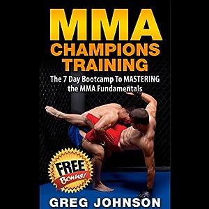 MMA Champions Training Audiobook