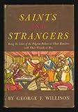 Saints and Strangers, George F. Willison, 0809436345