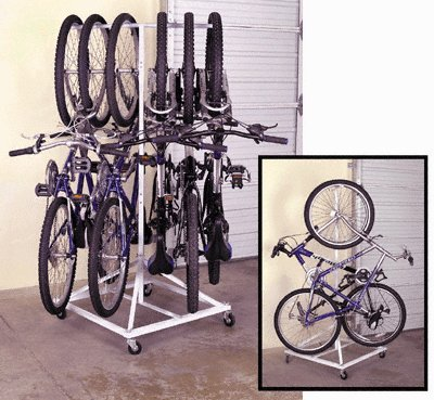 Amazon Com Harbor Freight Tools Cycle Tree Compact Bike Storage