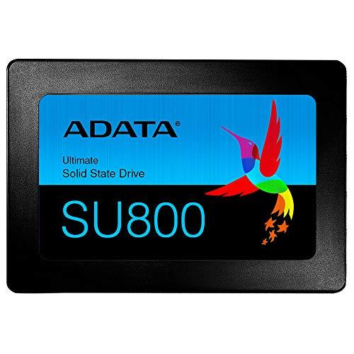 Adata Usa Ultimate Su800 1tb 3d Nand 2 5 Inch Sata Iii Internal Solid State Drive Asu800ss 1tt C