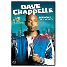 Dave Chappelle - For What It's Worth (2004)