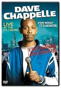Dave Chappelle: For What It's Worth (Sous-titres français)